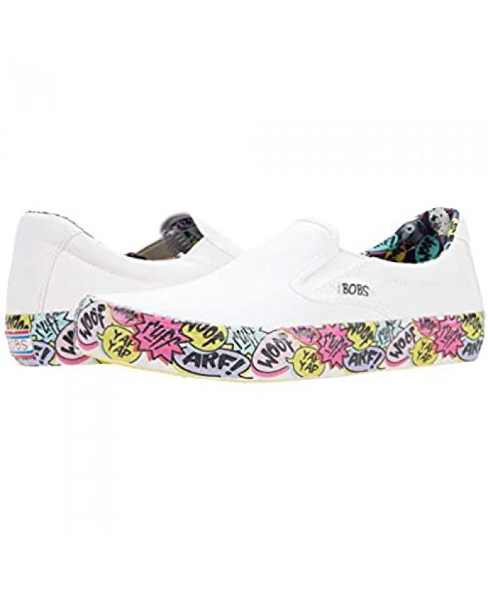 Skechers - Womens Bobs Marley Jr. - Club Yap Slip-On Shoes