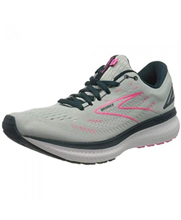 Brooks Glycerin 19 Ice Flow/Navy/Pink 9.5 B (M)