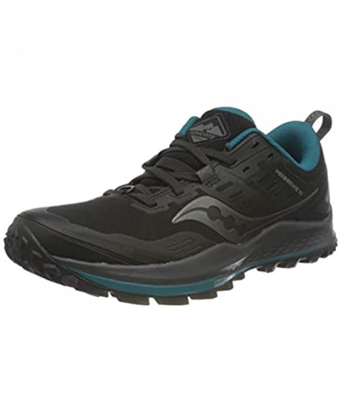Saucony Women's Peregrine 10 Gore Tex Trail Running Shoe