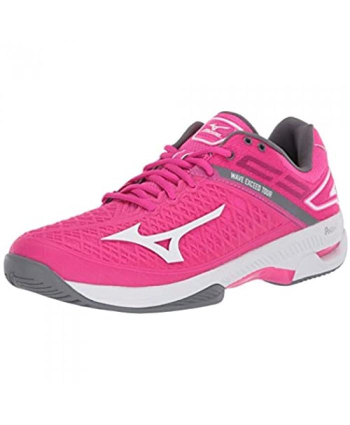 Mizuno Women's Wave Exceed Tour 4 All Court Tennis Shoe