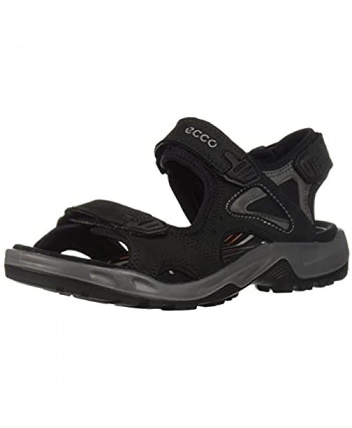 ECCO Men's Offroad Lite 3-Strap Sandal