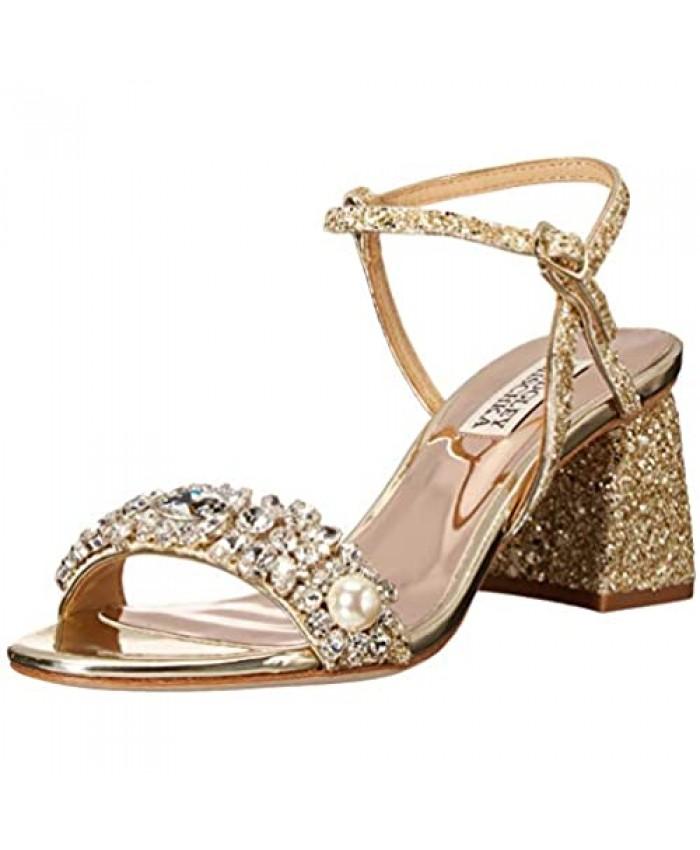 Badgley Mischka Women's Danielle Heeled Sandal