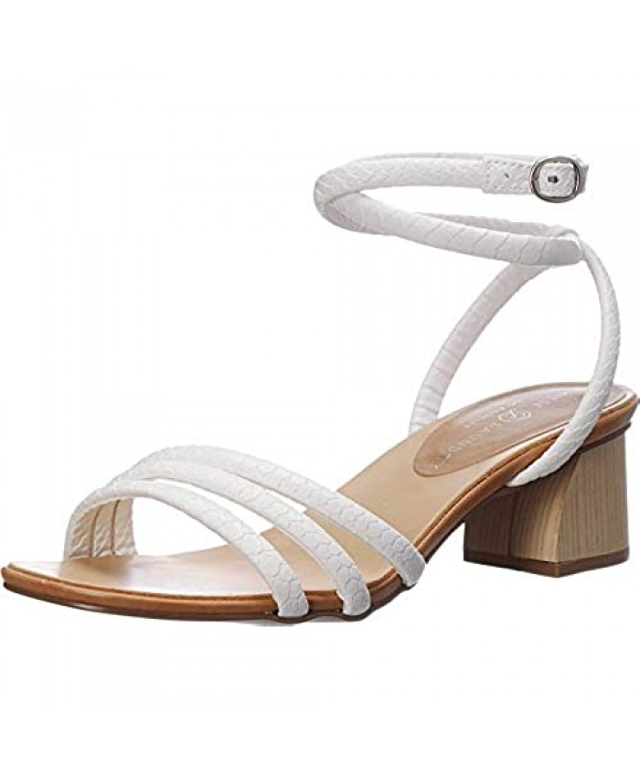 Chinese Laundry Women's Strappy Sandal Ankle Strap Heeled