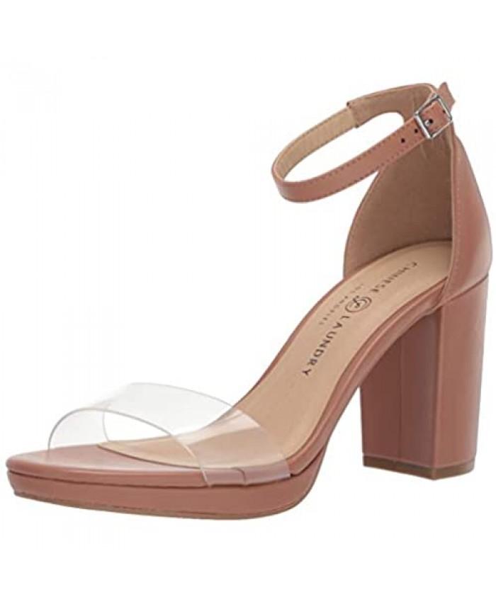 Chinese Laundry Women's Teri Heeled Sandal