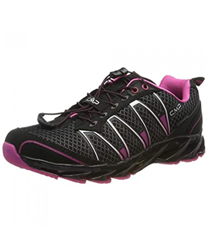 CMP Men's Trail Running Shoes Nero Fuxia 50ud 7.5 us
