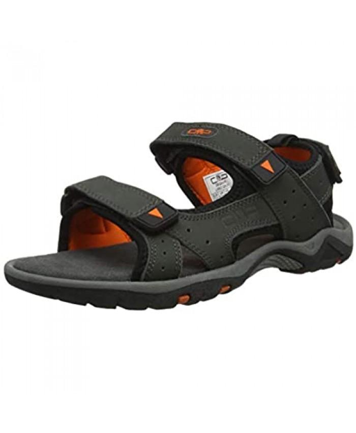 CMP Men's Almaak Ankle Strap Sandals