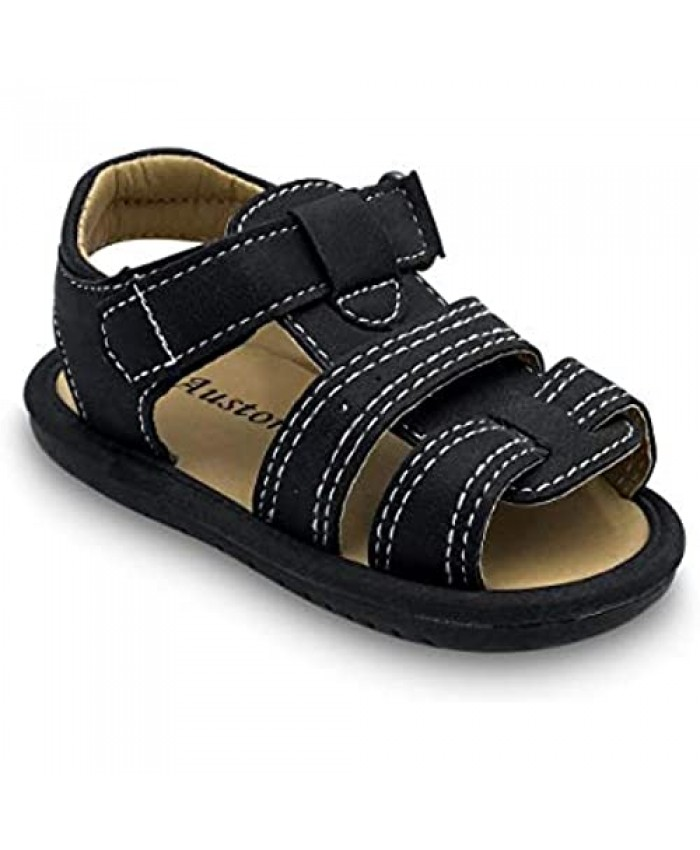 School Rider Toddlers Kids Boys Open/Closed Toe Beach Outdoor Sports Summer Comfort Sandals Shoes (Toddler/Kid)