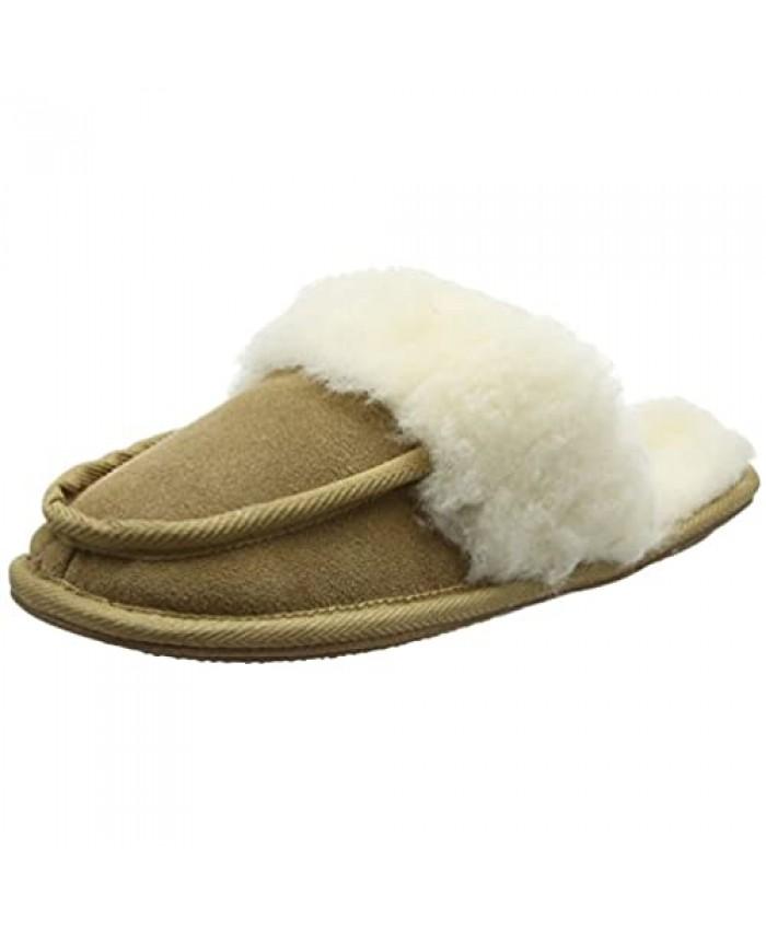SNUGRUGS Men's Low-Top Slippers