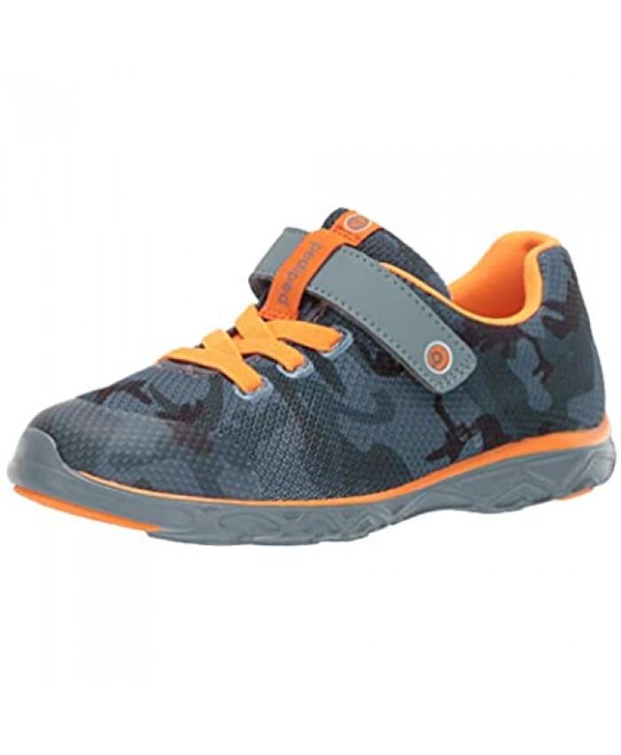 pediped Unisex-Child Squad Sneaker