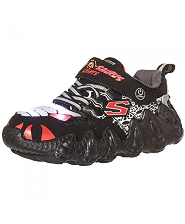Skechers Unisex-Child S Lighs Boys Sport Lighted Sneaker