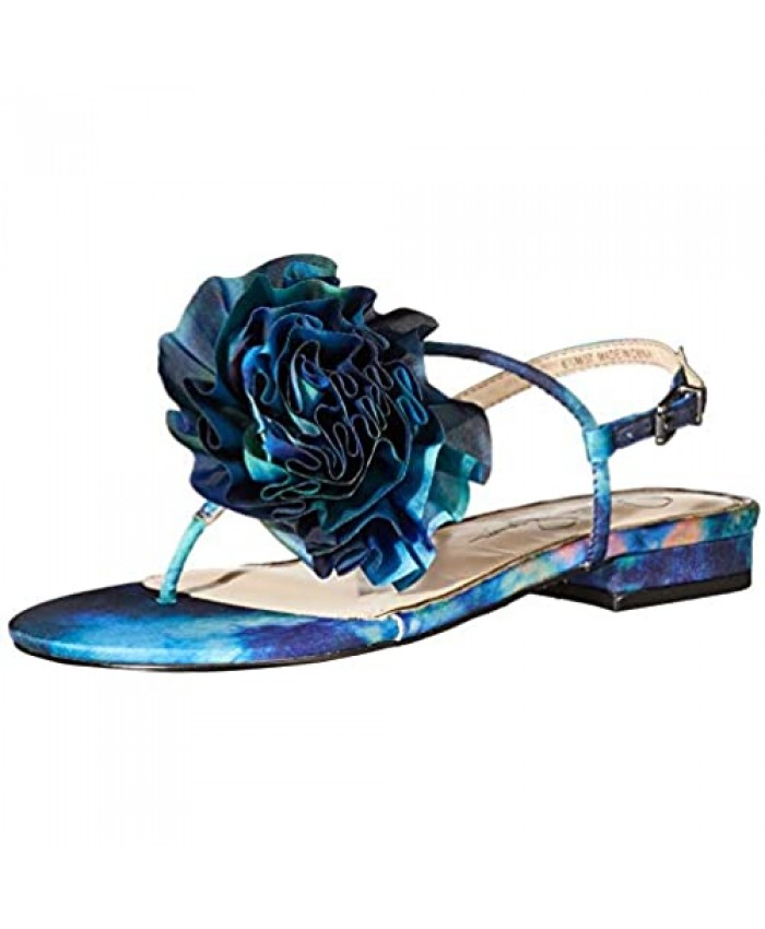 Jessica Simpson Women's Kirah Flat Sandal