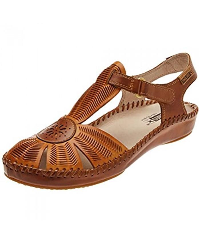 PIKOLINOS Women's Puerto Vallarta 655-0575 Braided Sandal