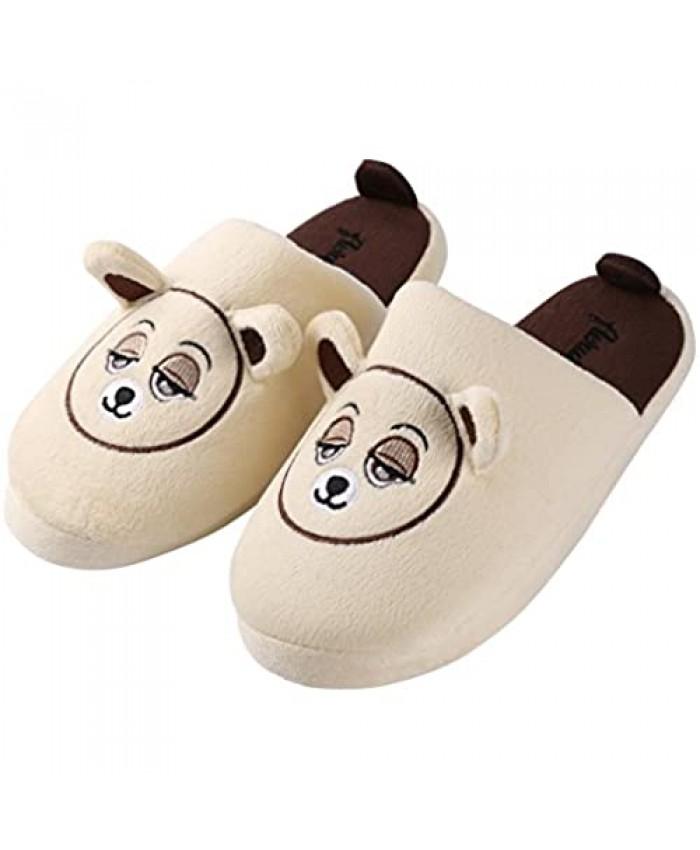 Aerusi Unisex Teddy Bear Slipper Kid's Shoe