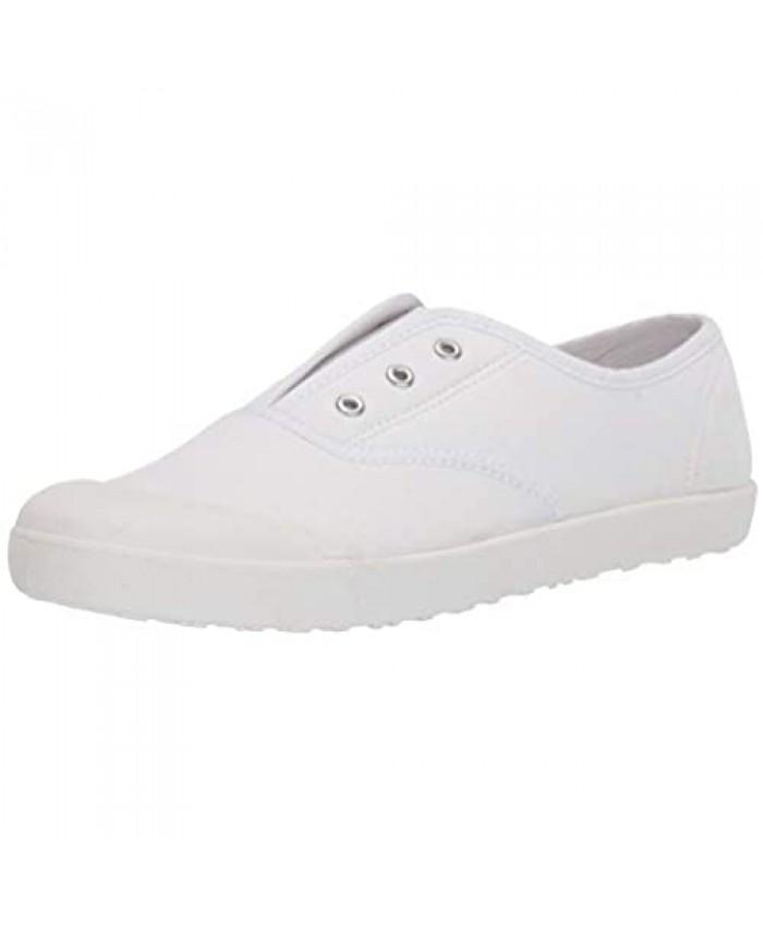 Essentials Unisex-Child Slip on Canvas Sneaker