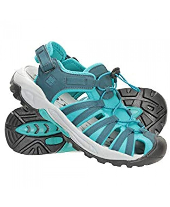 Mountain Warehouse Womens Drainage Shandals - Summer Shoes Sandals