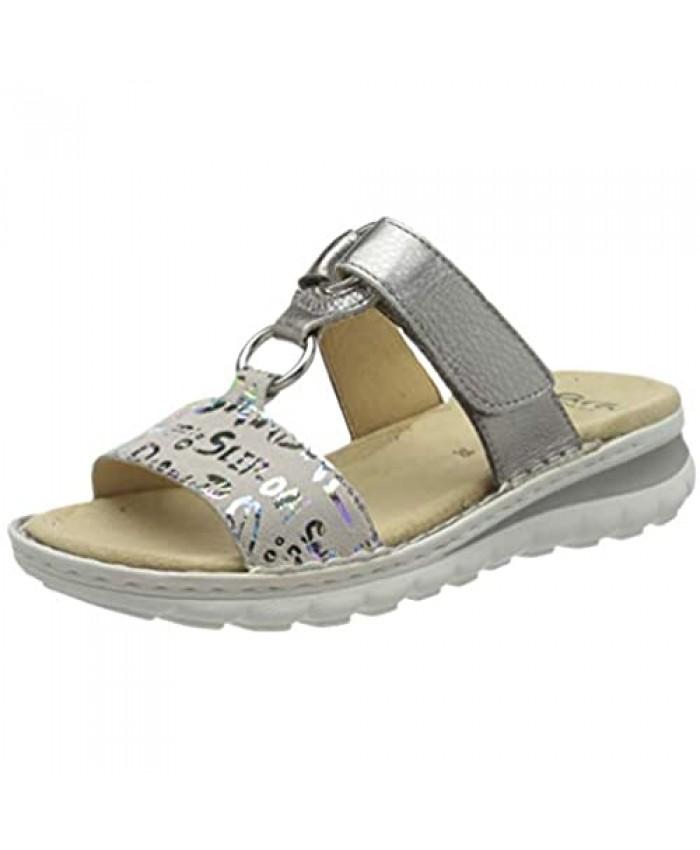 ARA Women's Ankle Strap Sandals 2.5 UK Wide