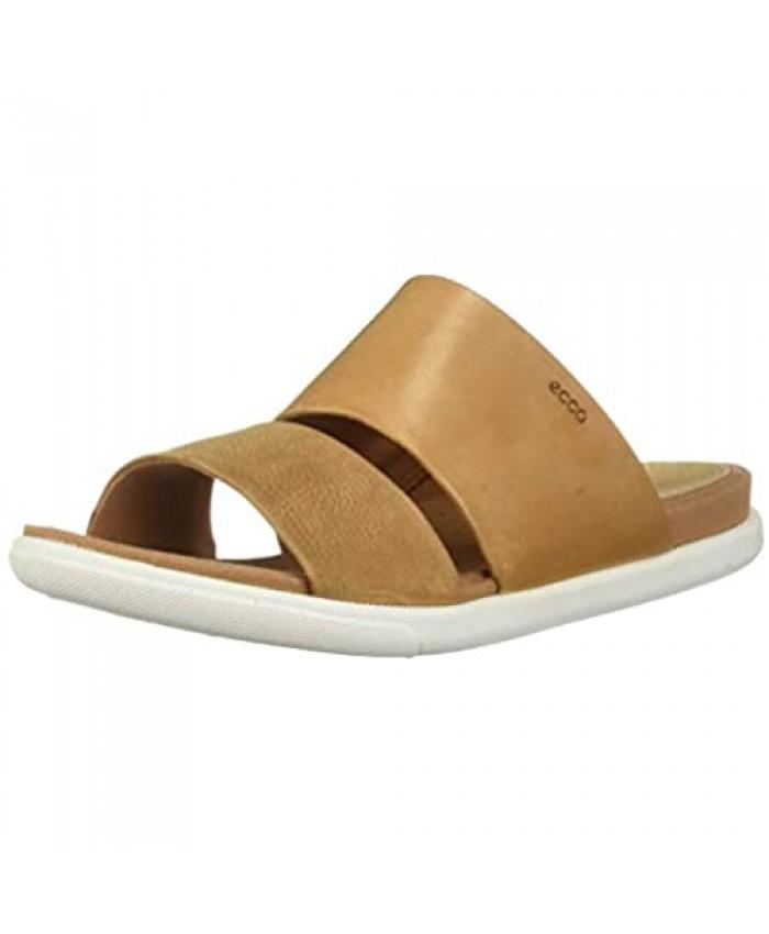 ECCO Women's Damara Ii Slide Flat Sandal